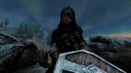 Skyrim my custom heavy modded enb :)