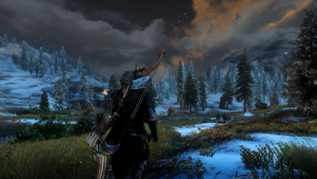 Skyrim my custom heavy modded enb #2