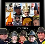 Is atheism becoming a religion?