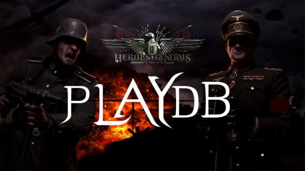 PlayDB - Heroes & Generals