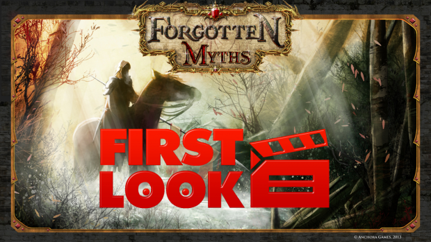 First Look - Forgotten Myths - Free To Play
