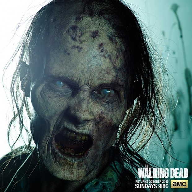 The Walking Dead - Returns October 2015!