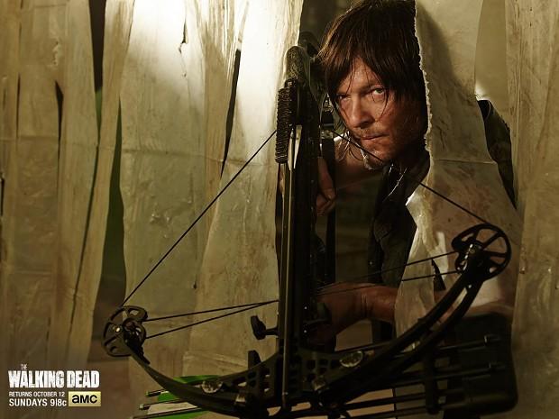 The Walking Dead - Ready. Aim. October 12