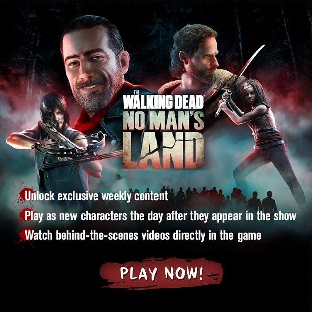 Play The Walking Dead No Man's Land now!