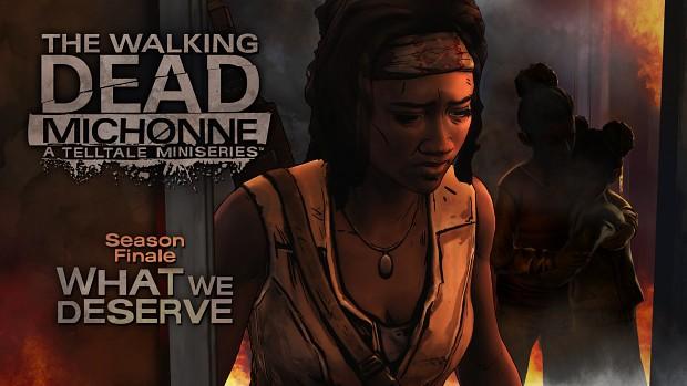 The Walking Dead: Michonne - Episode 3