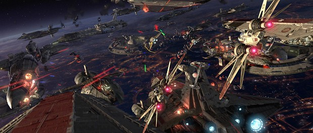 Delta's Timeline Project: Battle of Coruscant