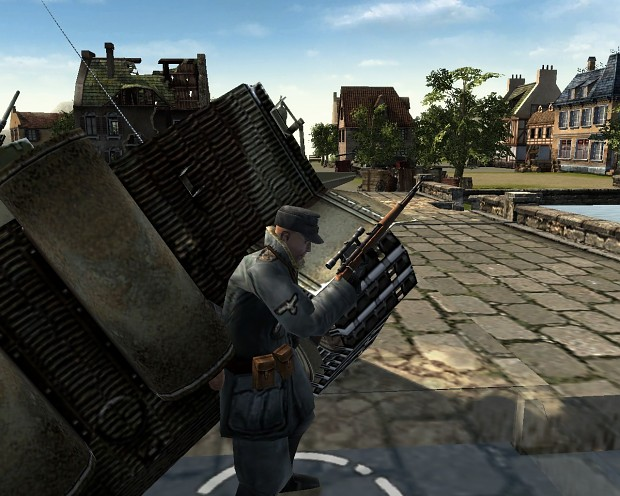New Map Battle in the Town