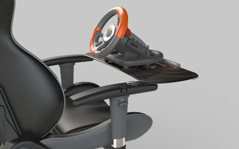 Roto VR table with wheel alt 7