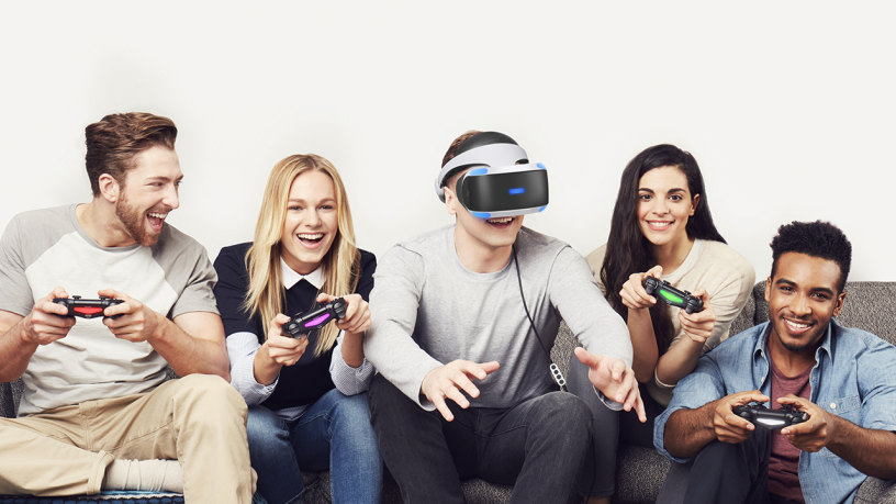 PlayStation VR Group