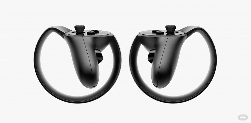 Oculus Touch Retail Design
