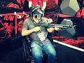 TrinityVR shotgun