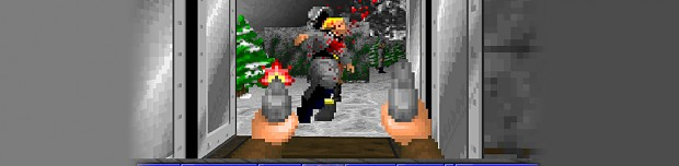 Wolfenstein 3D - Operation: Gral