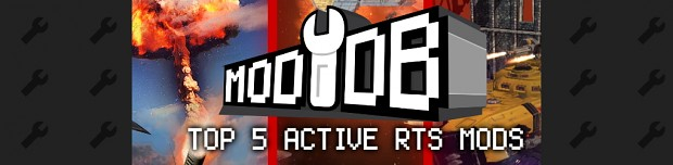 Top 5 Active RTS Mods