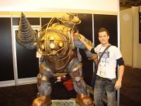 It's Scott @ GDC 2008