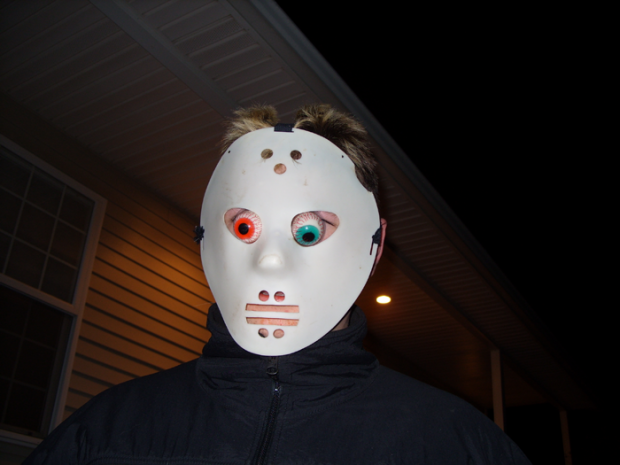 Jason has eyeballs