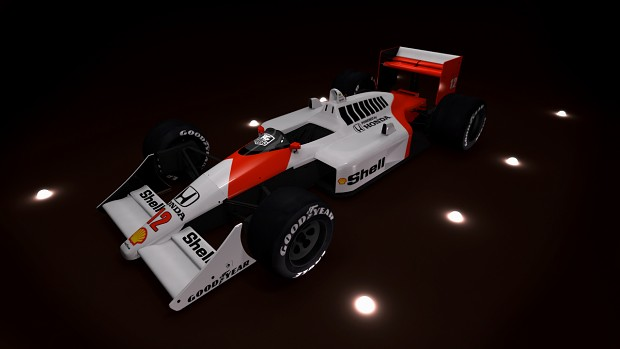 MP4-4 Re-Render