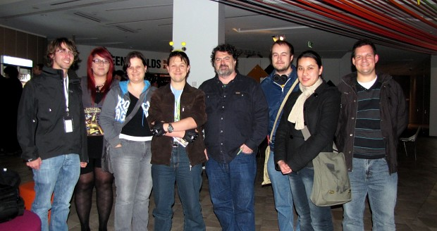 Double Fine Backers with Tim Schafer