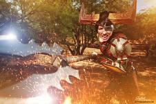 Iron Bull Cosplay
