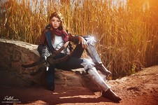 Varric Cosplay
