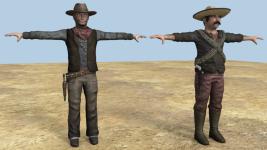 Cowboy and Bandito