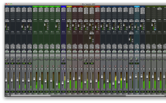 Biggest Pro Tools Session 2