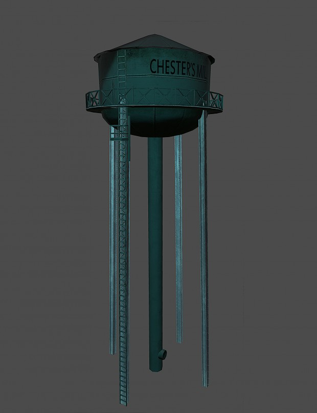 Chester's Mill watertower
