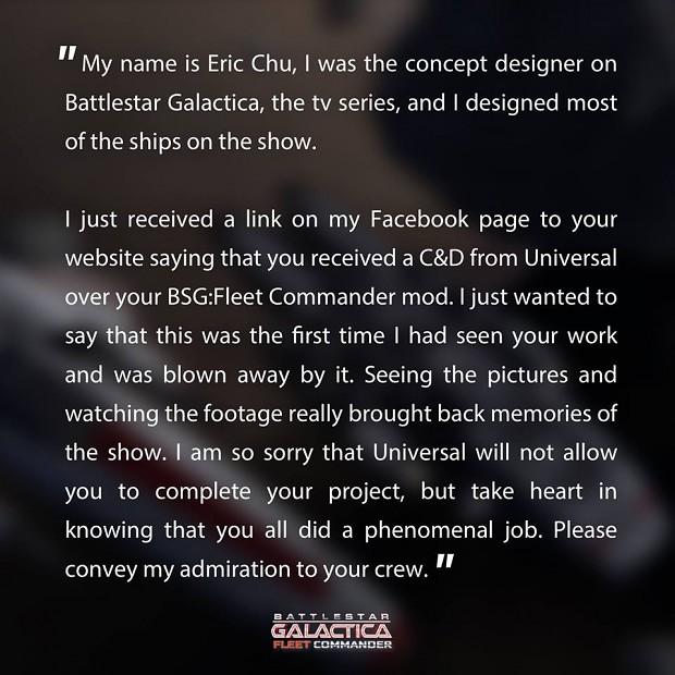 Eric Cur praises BSG:FC