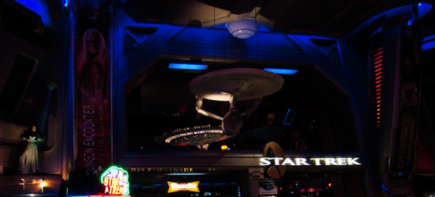 Star Trek Experience Entrance