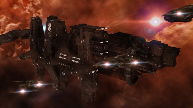 UNSC Starbase final render