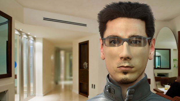 3D Self-portrait (v4)