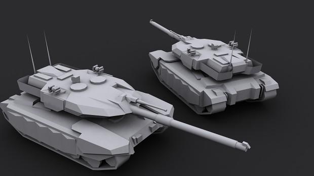Leopard 3 Heavy Main Battle Tank