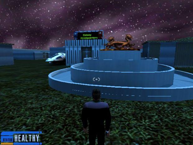 Federation Colony W.I.P 9/20