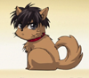 Full Metal Panic Main Character (Dog Version)