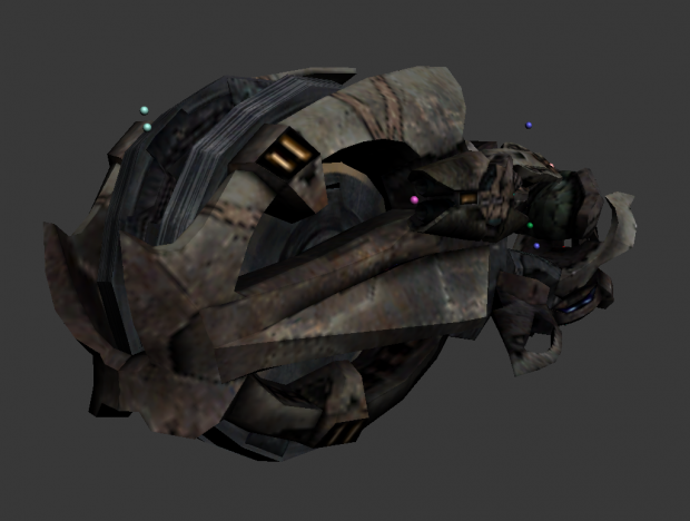Halo 3 Models for C&C 3/C&C Zero Hour mods