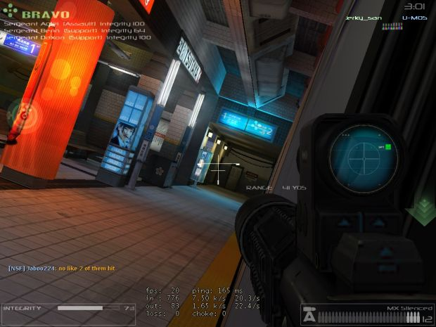 NeoTokyo screenshots