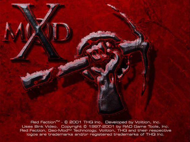 Red Faction - Xmod