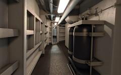Cryengine Ship Corridor