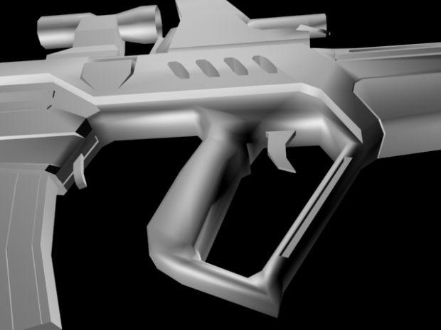 Tavor model 98% complete