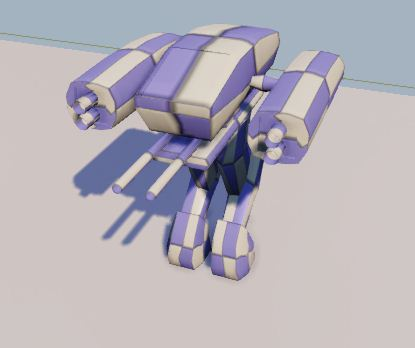 RobotFixedPolys