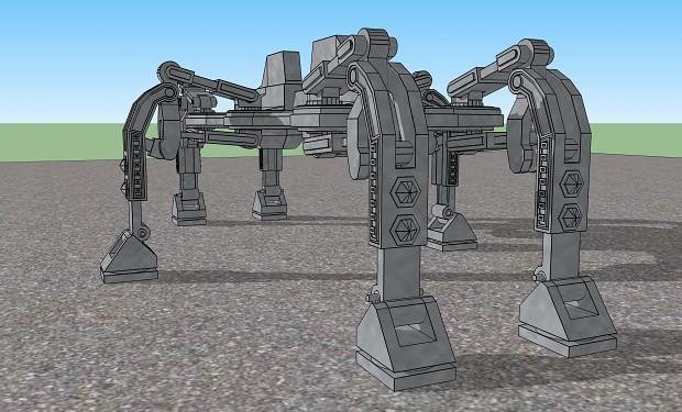 walkbot update