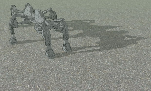 walkbot update
