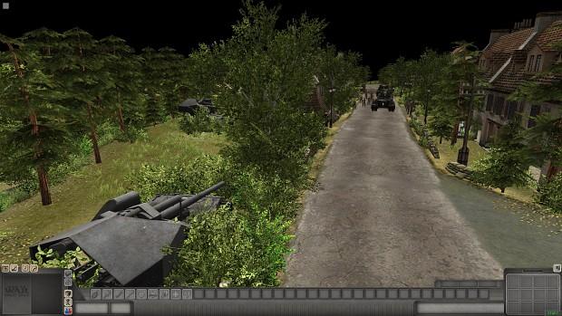 German Heavy Ambush