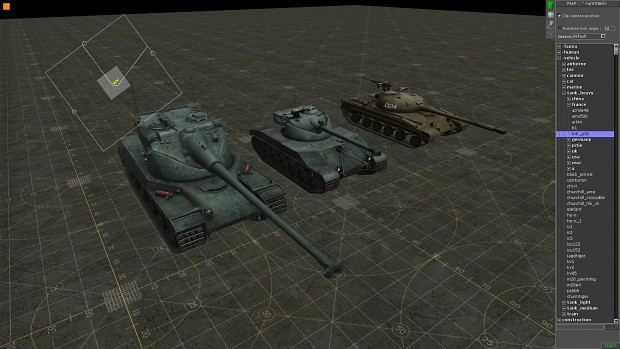 French Update + Object 430