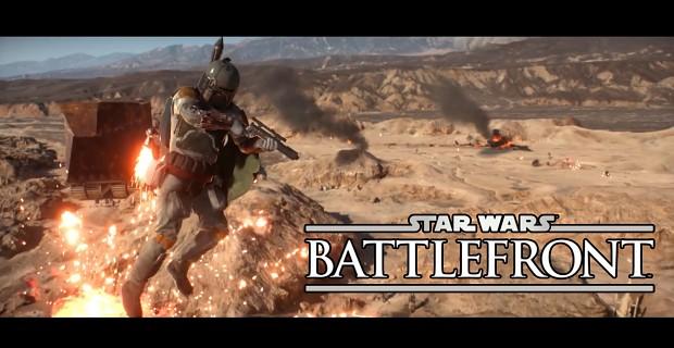 Star Wars Battlefront HD Wallpaper
