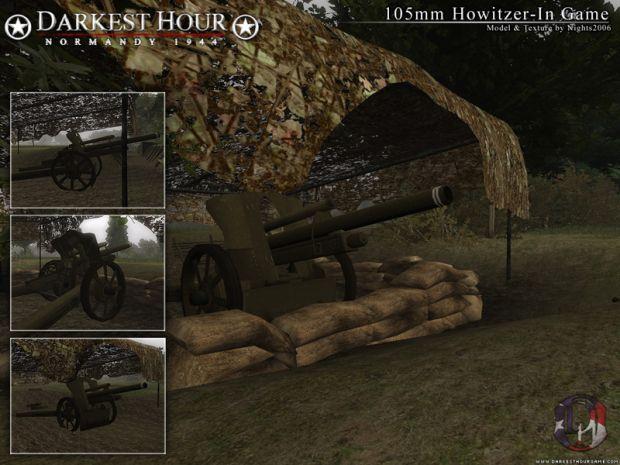 105mm Gun