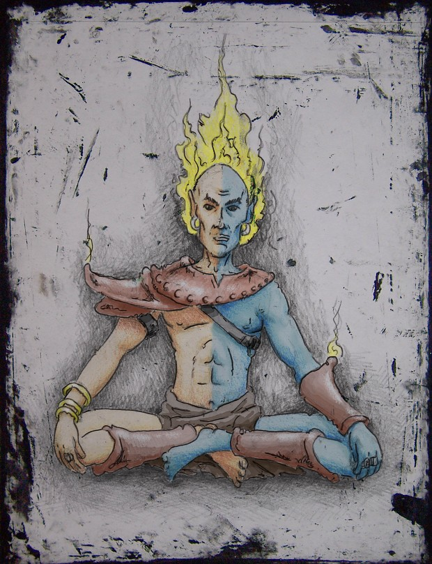 Morrowind Rebirth Lord Vivec