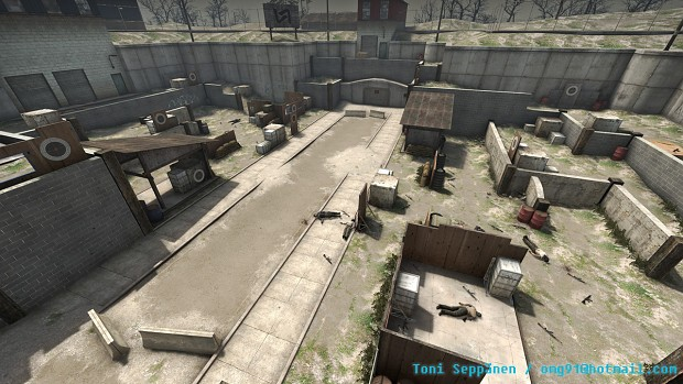 CSGO - Shootout