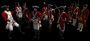 Age of Muskets: Redcoats