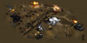 Concept of a battlefield