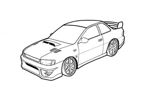 99 STI Type-R
